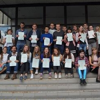 В Омске состоялся выпускной студентов Летней школы ОмГПУ