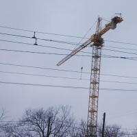 Мэрия Омска оказалась бессильна против строительства ТЦ в парке