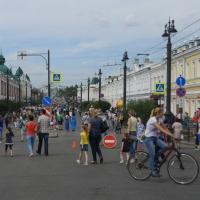 Автобусы будут пять дней объезжать центр Омска