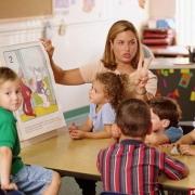 В Омске выбрали лучших воспитателей