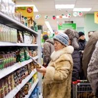 За прошлый год оборот розничной торговли в Омской области вырос почти на 7%