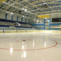 Ледовому дворцу в Кировском округе Омска дали имя хоккеиста Леонида Киселева