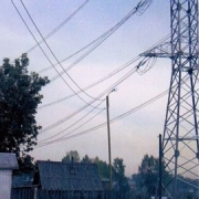 В Омской области три деревни остались без электроэнергии