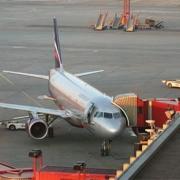 Международный терминал омского аэропорта примет пассажиров зимой
