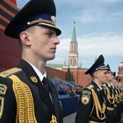 Омичи отправились в Президентский полк из крепости