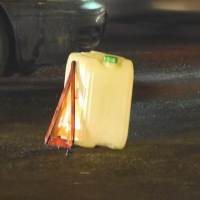 Под Омском иномарка насмерть сбила пешехода-нарушителя