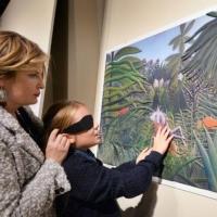 Незрячие Омска смогут сами «увидеть» шедевры живописи