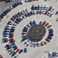 К созданию платных парковок в Омске привлекут инвесторов