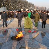 В Омской области продолжают жить 35 участников Сталинградской битвы