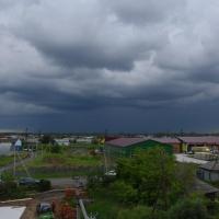 По Омской области объявлено штормовое предупреждение