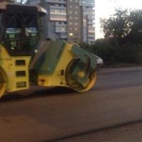 На 14-ти отремонтированных дорогах Омска нашли трещины