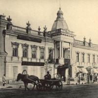 В Омске на Любинском проспекте восстановили башню с латерной