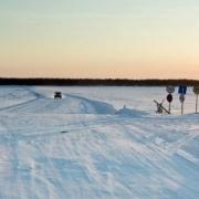 Инспекторы обнаружили три нелегальные переправы на Иртыше