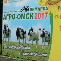 «АгроОмск-2017» посетили около 180 тысяч человек