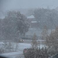 В Омске и области наблюдается ухудшение погодных условий