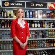 Москвичи весной откроют в омском аэропорту Duty Free