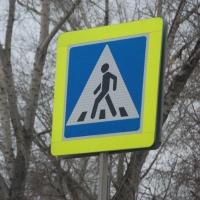 В Омске установили 66 новых дорожных знаков