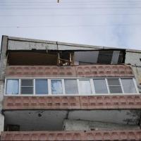 Мэрия: Ремонт пострадавшей от взрыва омской девятиэтажки скоро будет закончен