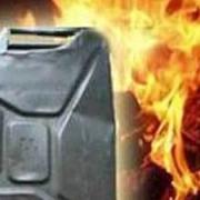 В Любино обвиняемый сгорел на глазах у следователя