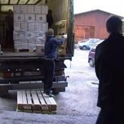 Омская полиция изъяла более 111 тысяч бутылок контрафактного алкоголя с Кавказа