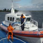 Омская аварийно-спасательная служба обзаведется новым катером