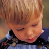 В Омской области на двухлетнего мальчика упала двухметровая плита