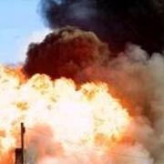 На СТО в Омске взорвалась цистерна и три автомобиля