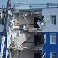 Московские эксперты назвали причины обрушения казармы в Омске