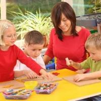 В Омской области более 200 детских садов вводят новые образовательные стандарты