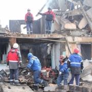 Двое пострадавших от взрыва в Конезаводском находятся в тяжёлом состоянии