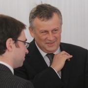 Вице-губернатора Ленинградской области подозревают в плагиате у Виктора Шрейдера