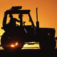 В Омской области работник угнал трактор, чтобы прокатиться по окрестностям