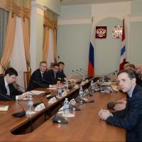 В Омской области обсудили механизмы объединения науки и бизнеса