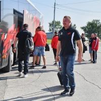 Омский ХК«Авангард» поехал в Германию на сборы