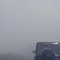 Омичей перепугал густой дым на улице Конева