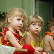 Левый берег заселяют. В детском саду № 30 открылась новая группа для дошколят