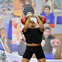 Омич стал восьмикратным чемпионом планеты по гиревому спорту