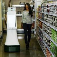 В омском ИТ-парке создали робота-продавца Арину