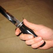 Пасынок убил отчима ножом