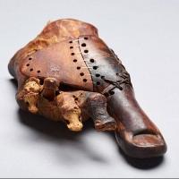 В Египте найден самый древний протез на настоящее время