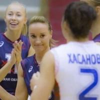 «Омичка» разгромила соперниц в первом раунде Кубка Победы