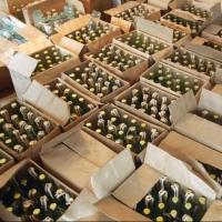 У омской полиции появилось помещение для «левого» алкоголя