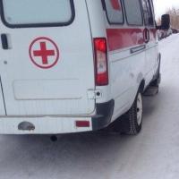 В омской маршрутке, попавшей в ДТП, пострадали три пассажира