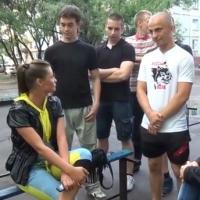 Омские борцы с уличным пьянством провели новый рейд по дворам