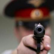 Полицейский прострелил руку хулигану с ножом