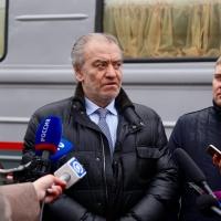 В Омске побывал Валерий Гергиев