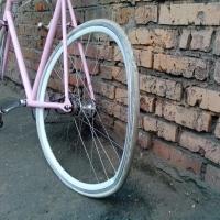 В центре Омска маршрутка сбила велосипедиста