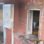 В Омске на пожаре погиб хозяин частного дома