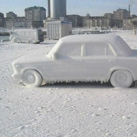 На выходных в Омск придут зимние морозы