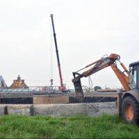 В Омске проводятся масштабные ремонтные работы на очистных сооружениях канализации